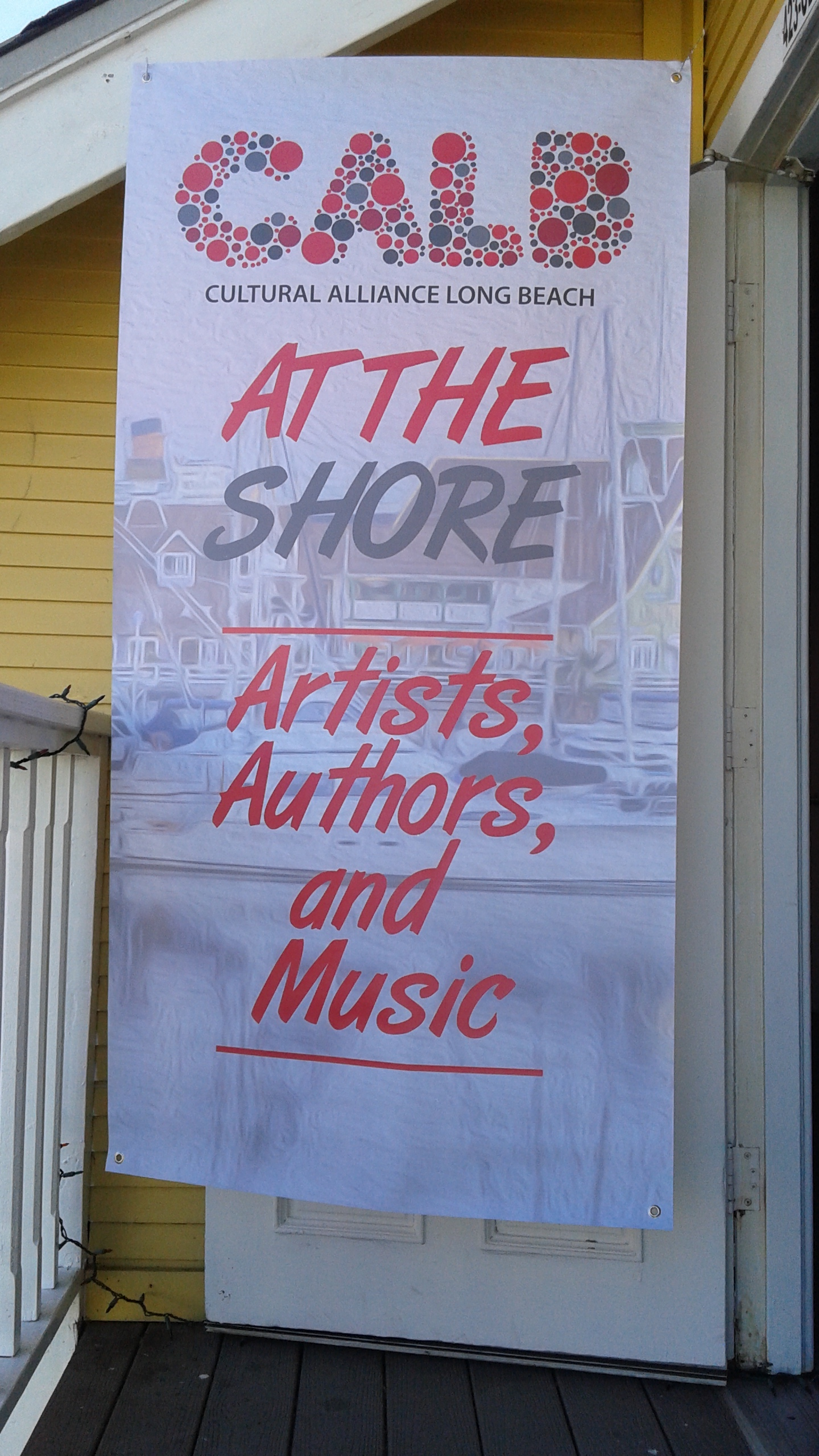 CALB at the Shore Art Music Shoreline Village Long Beach